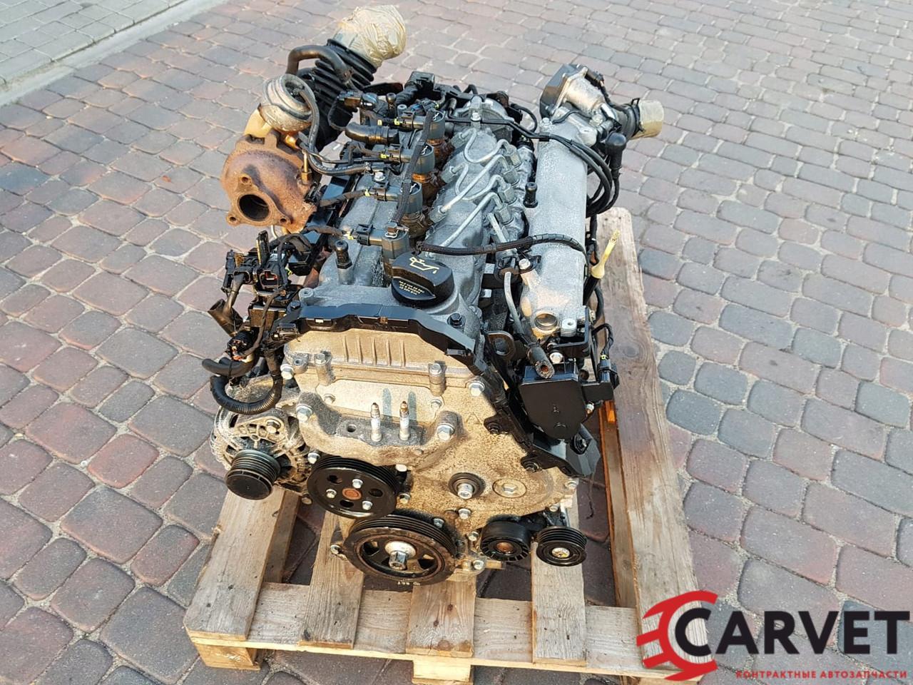 Двигатель Kia Ceed. D4FB. , 1.6л., 115л.с.