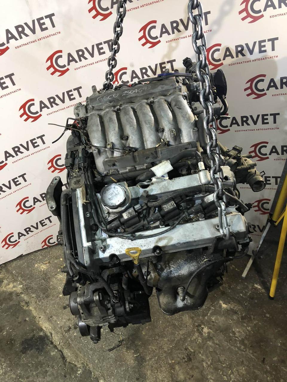 Двигатель Kia Sorento. G6CU. , 3.5л., 197л.с.