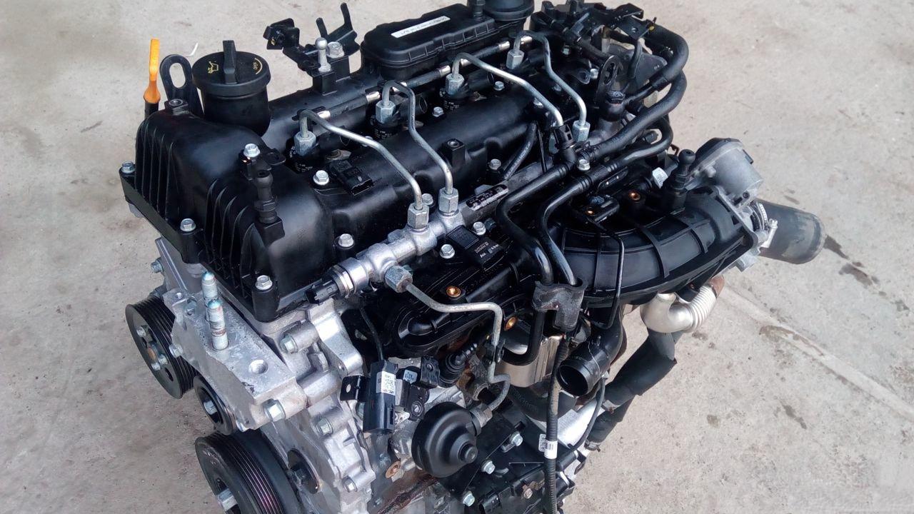Двигатель Kia Sorento. Кузов: 2. D4HB. , 2.2л., 197л.с.
