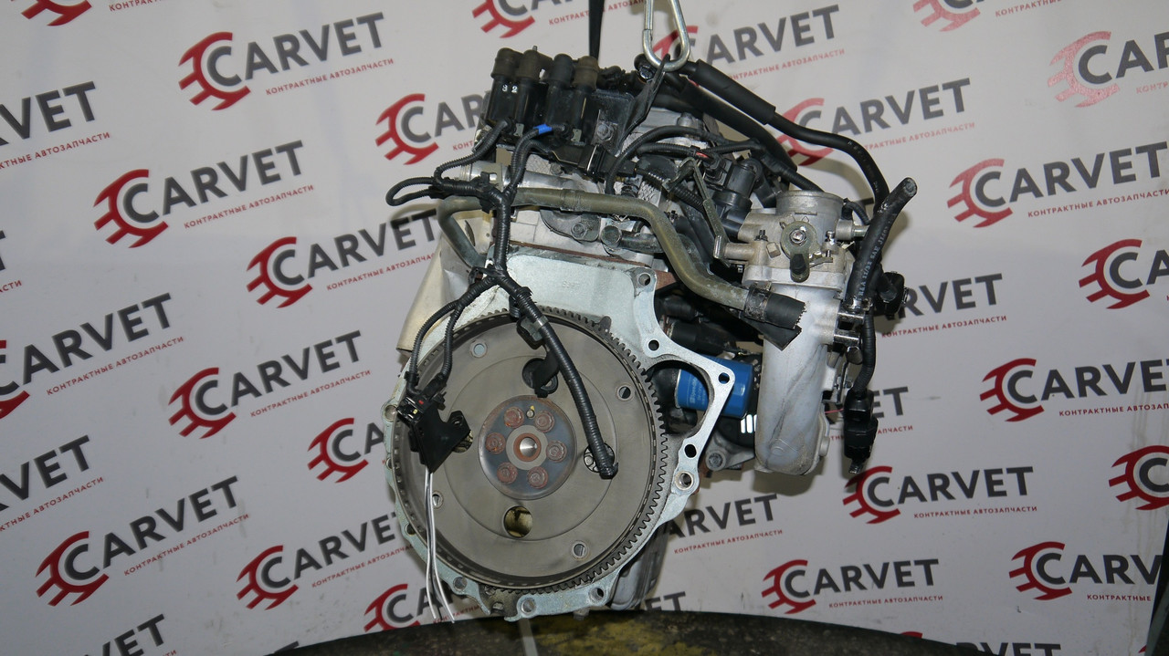 Двигатель Kia Spectra. S6D. , 1.6л., 99-105л.с.