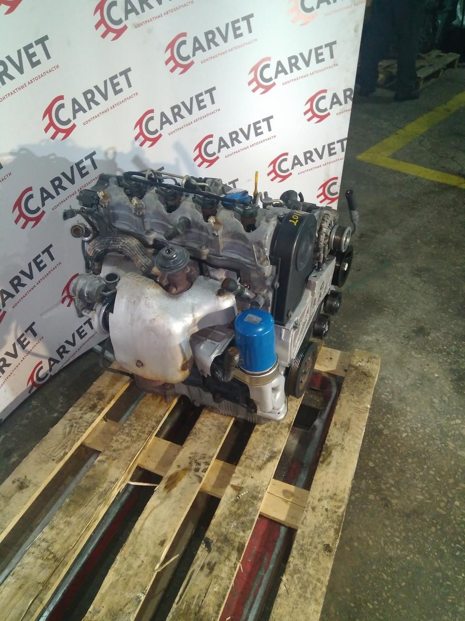 Двигатель Kia Sportage. Кузов: 2. D4EA. , 2.0л., 112-113л.с.