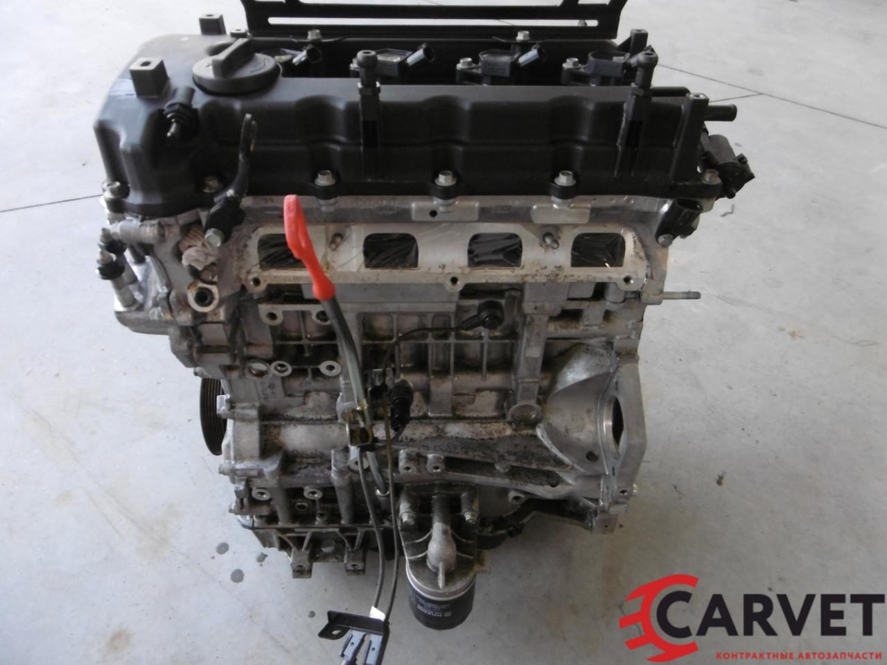 Двигатель Kia Sportage. Кузов: 2. G4KD. , 2.0л., 163л.с.