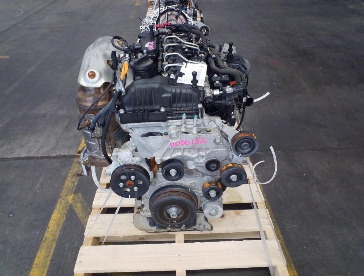 Двигатель Kia Sportage. Кузов: 3. D4HA. , 2.0л., 136-186л.с.