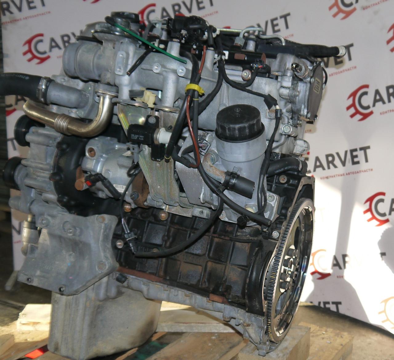 Двигатель Ssangyong Actyon. D20DT (664.951). , 2.0л., 141л.с.