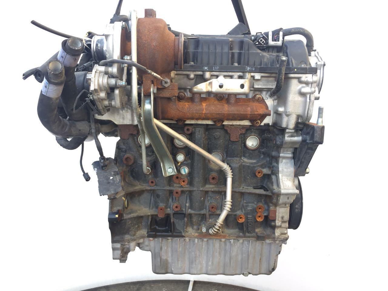 Двигатель Ssangyong Actyon. Кузов: NEW. D20DTF (671.950). , 2.0л., 149л.с.