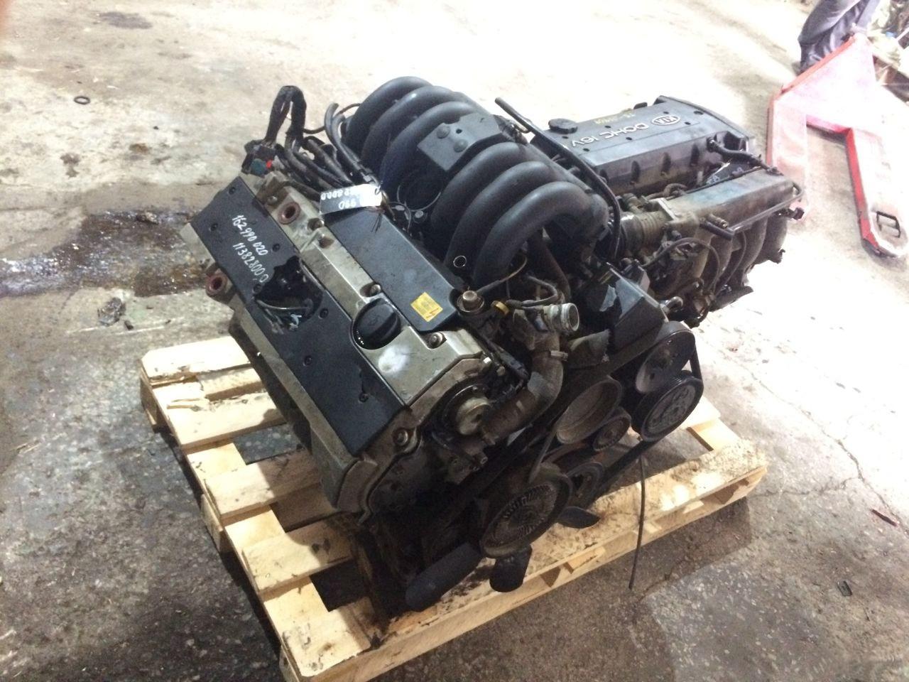 Двигатель Ssangyong Korando. 162994 (OM162/G32D). , 3.2л., 220л.с.
