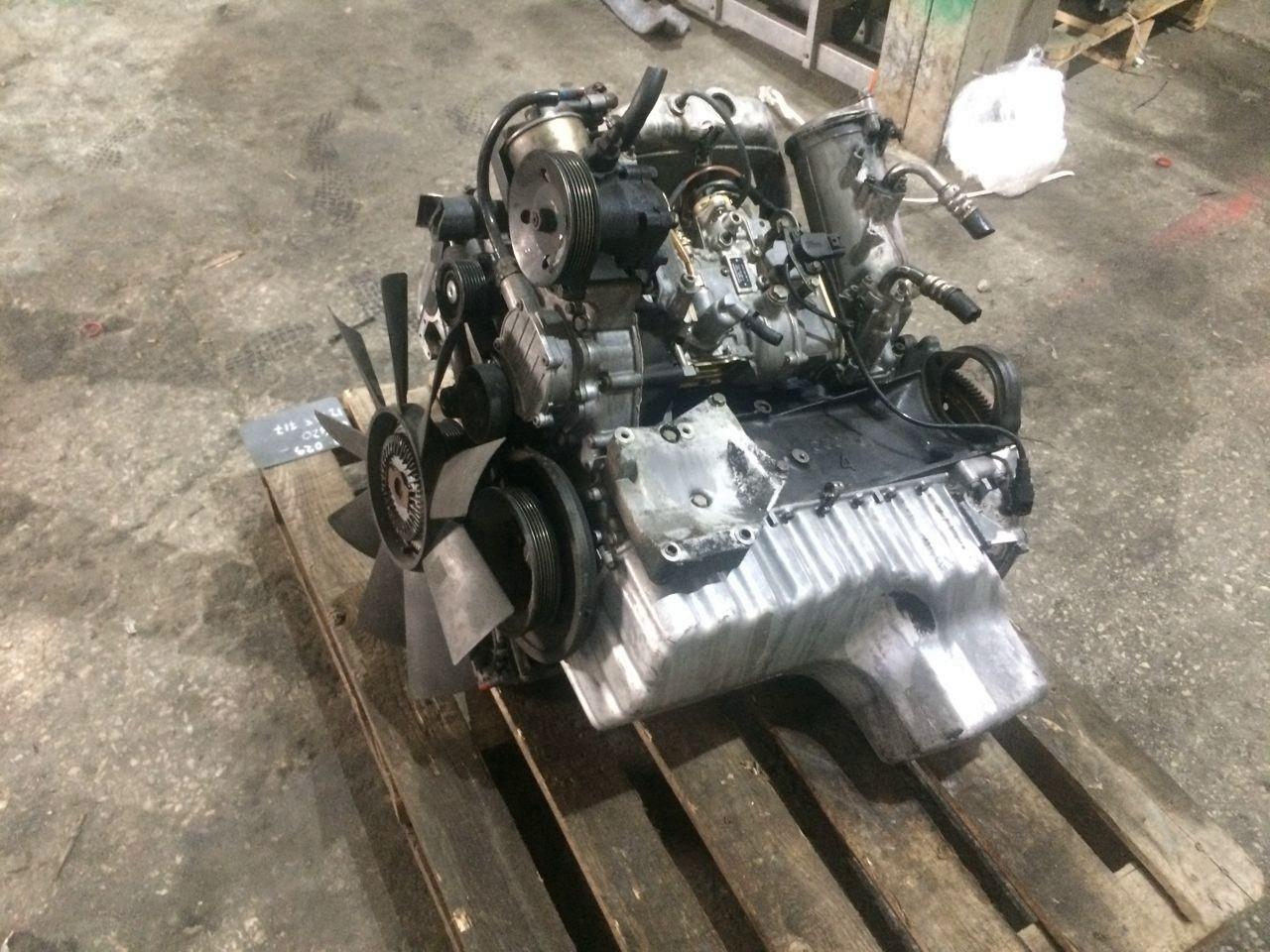Двигатель Ssangyong Korando. 661920 (D23M). , 2.3л., 95-101л.с. Турбо