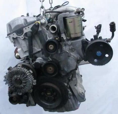 Двигатель Ssangyong Korando. 662910 (D29M). , 2.9л., 98л.с.  Не турбо