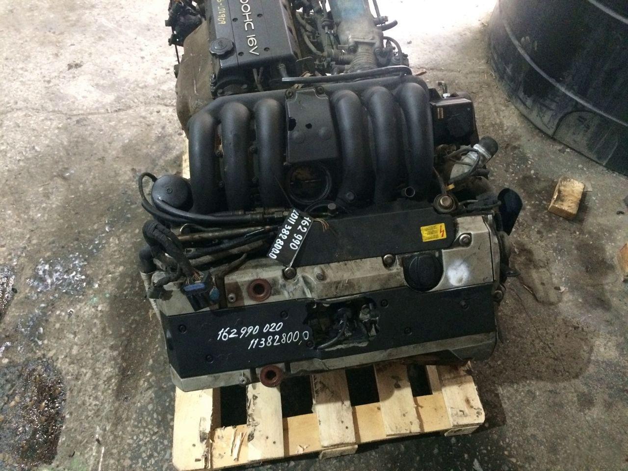 Двигатель Ssangyong Musso. 162994 (G32D). , 3.2л., 220л.с.