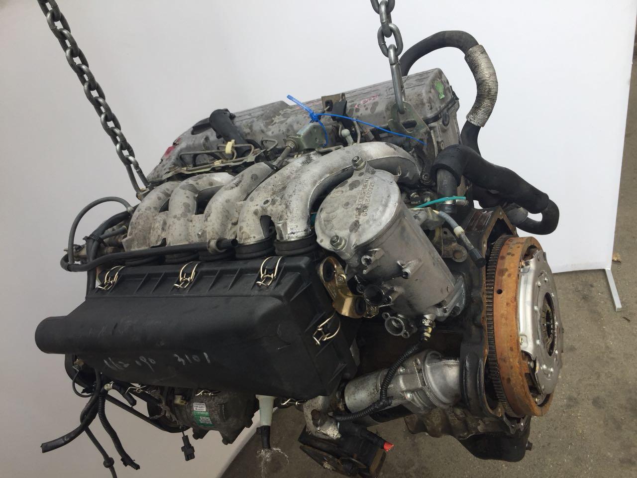 Двигатель Ssangyong Musso. 662910 (D29M). , 2.9л., 98л.с. Не турбо