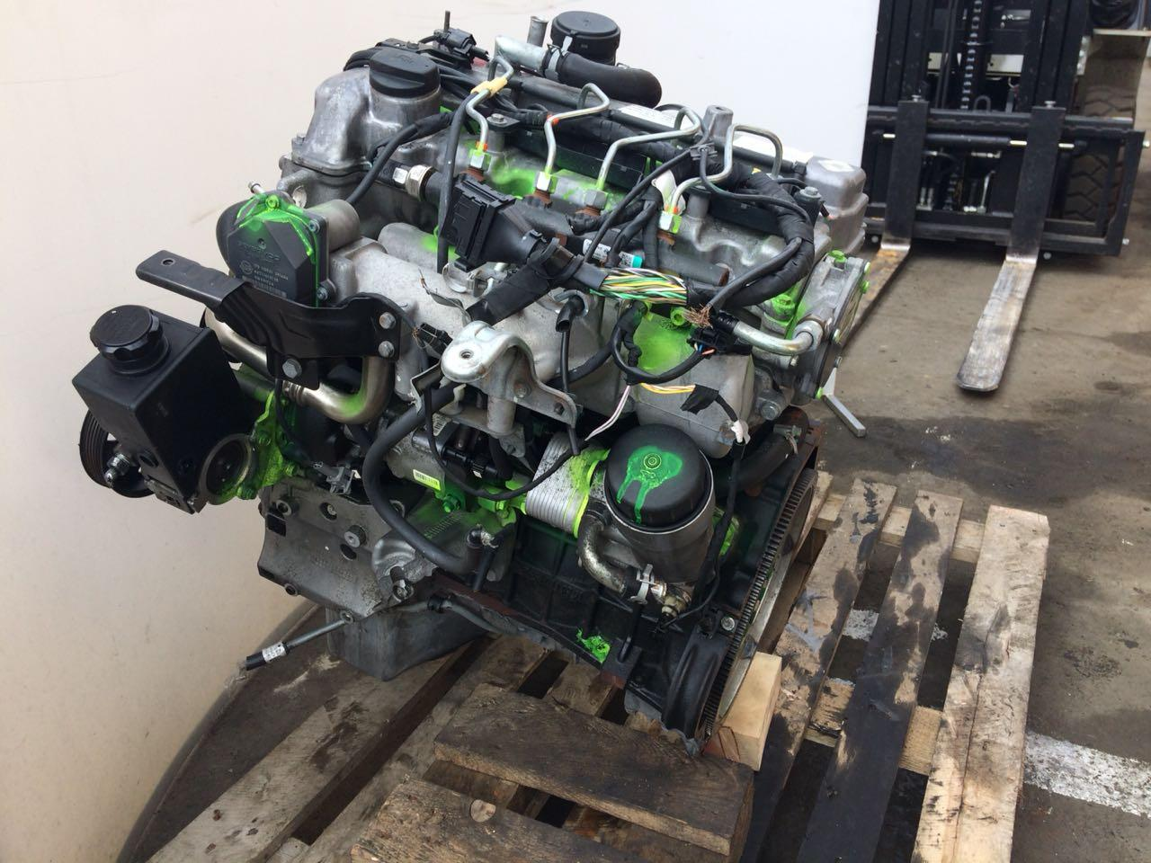 Двигатель Ssangyong Rexton. D27DT (665.950). , 2.7л., 165л.с. Турбо