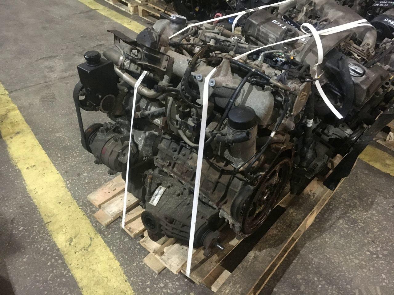 Двигатель Ssangyong Rodius. D27DTP (665.926). , 2.7л., 186л.с. Турбо
