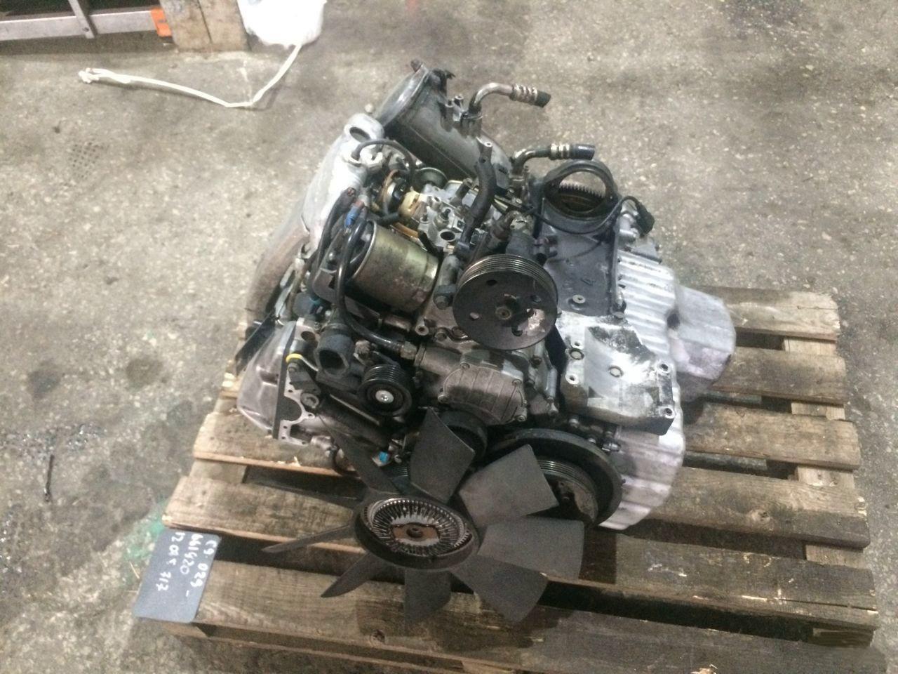 Двигатель Tagaz Road partner. 661920 (D23M). , 2.3л., 95-л.с.