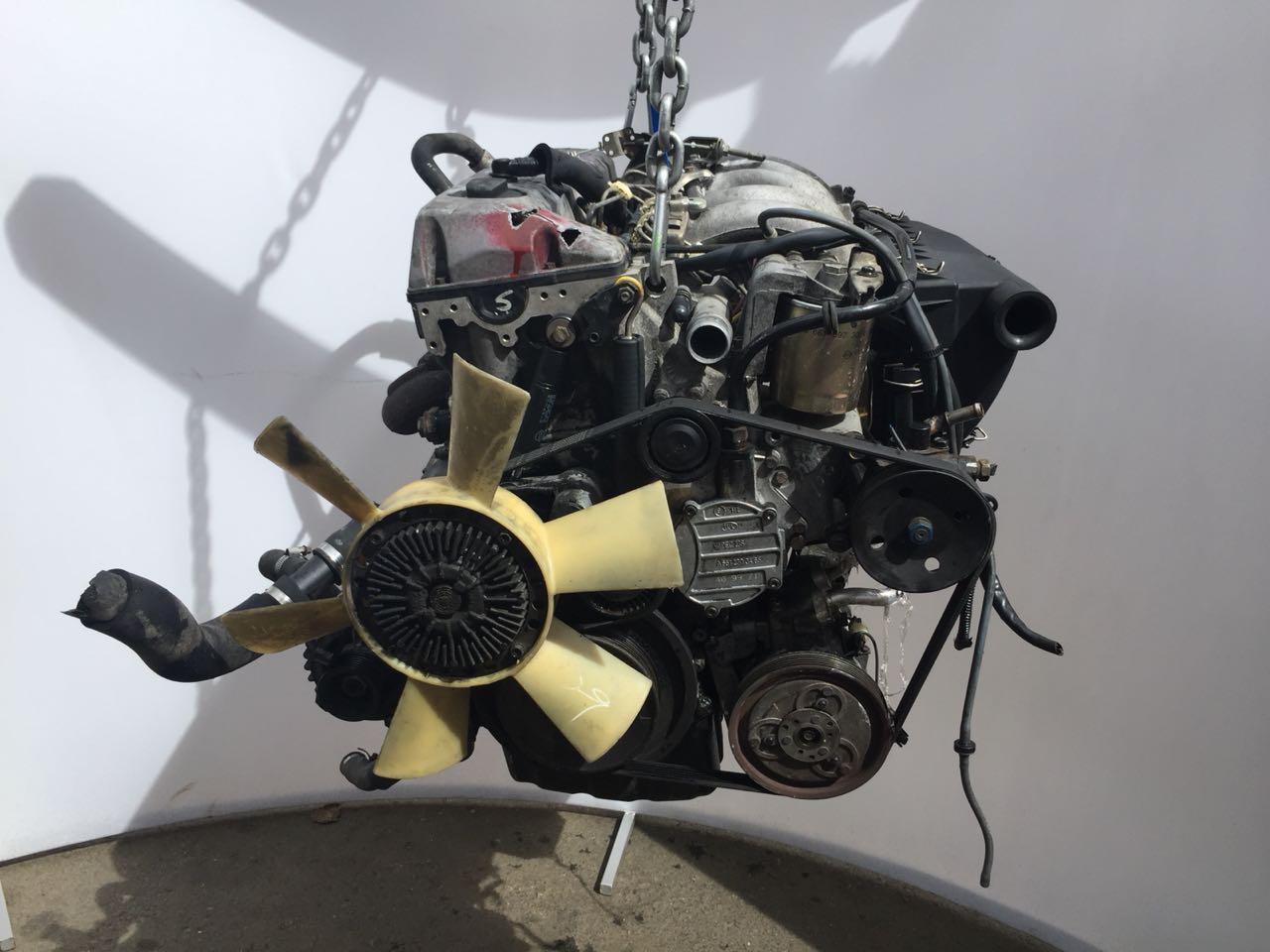 Двигатель Tagaz Road partner. 662910 (D29M). , 2.9л., 98л.с.