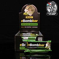 BombBar - батончик в шоколаде 1шт/40гр Фисташковая меренга