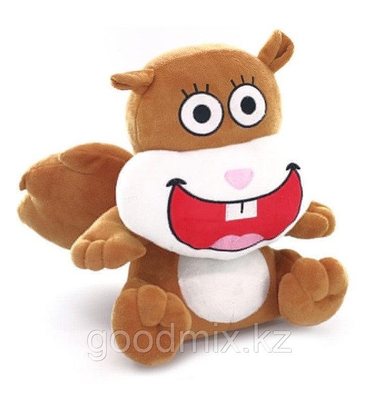 Мягкая игрушка белка Сэнди (Спанч Боб)