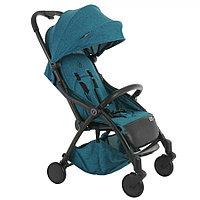 Прогулочная коляска Pituso Smart Turquoise бирюзовый лён
