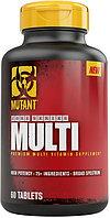 Витамины Mutant MULTI, 60 tab.