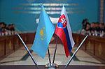 Казахстанские и словацкие бизнесмены обсудили перспективы инвестиционного сотрудничества