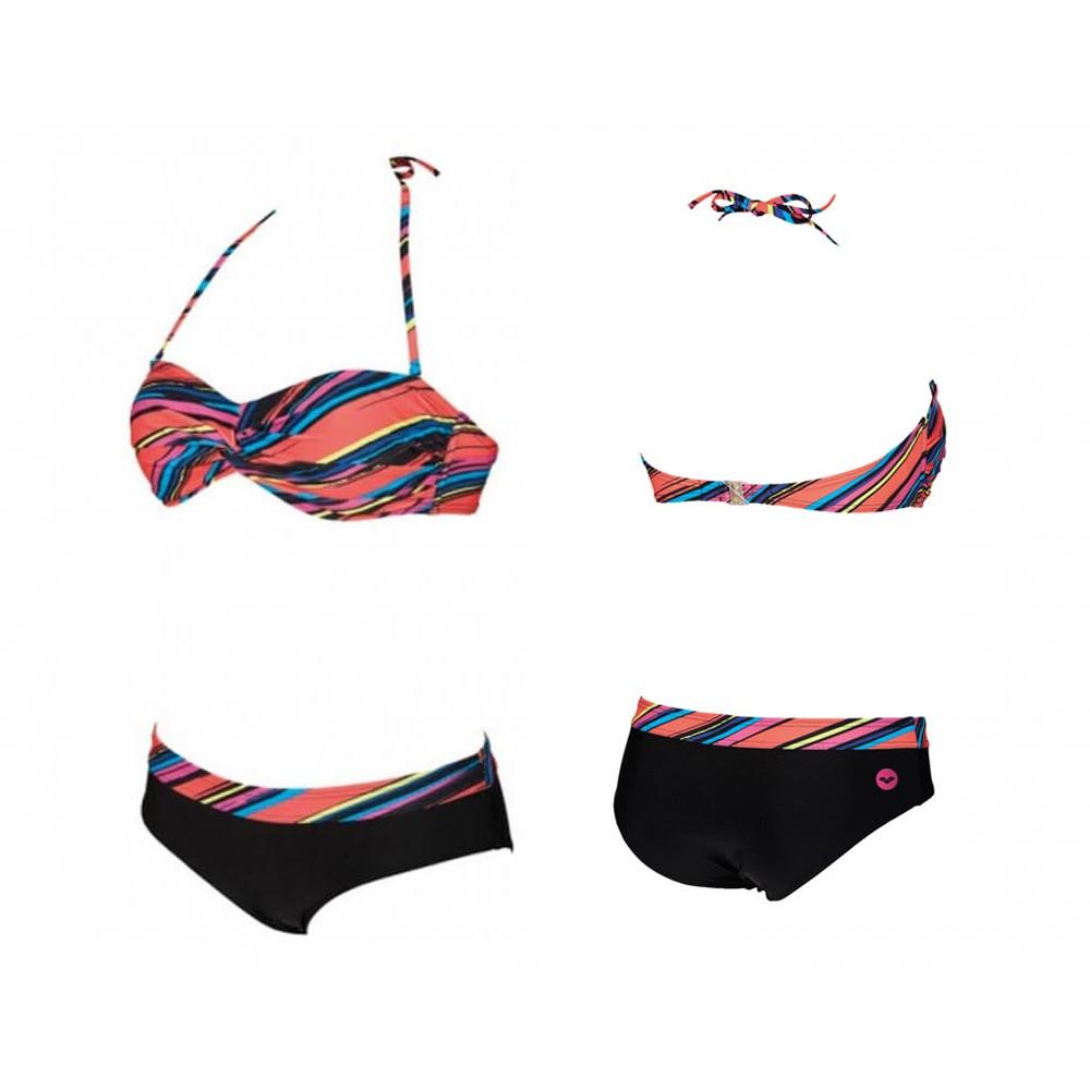 Arena  купальник женский пляжный Stripes Twist