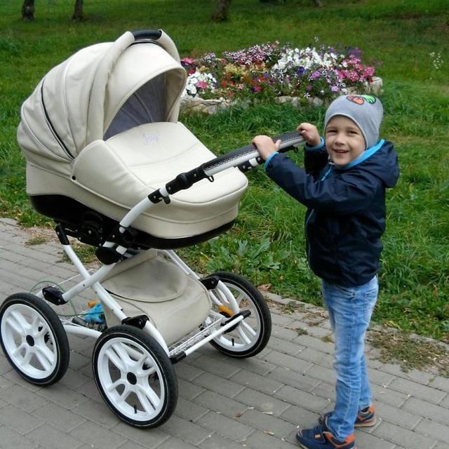 Детские коляска Indigo (Польша)
