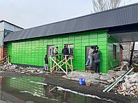 Фасадные Кассеты ( Линеарные панели)