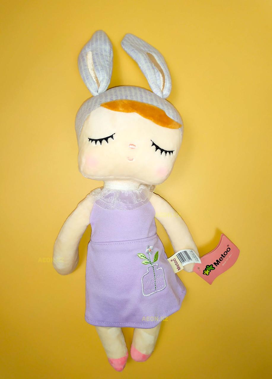"Кукла сплюшка ""Платье Цветочек"""