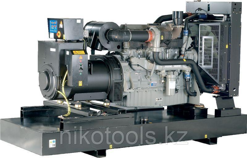 Дизель-генератор LEEGA LG206SC открытого типа