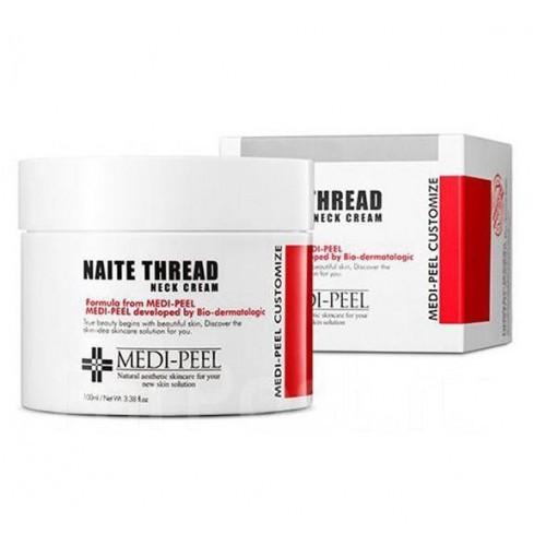 Омолаживающий крем для шеи Medi-Peel Naite Thread Neck Cream (100мл)