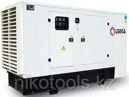 Дизель-генератор LEEGA LG206SC в кожухе