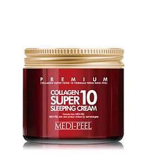 Омолаживающий ночной крем для лица с коллагеном MEDI-PEELCollagen Super10 Sleeping Cream