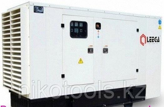 Дизель-генератор LEEGA LG275SC в кожухе (топливный бак 440 л)