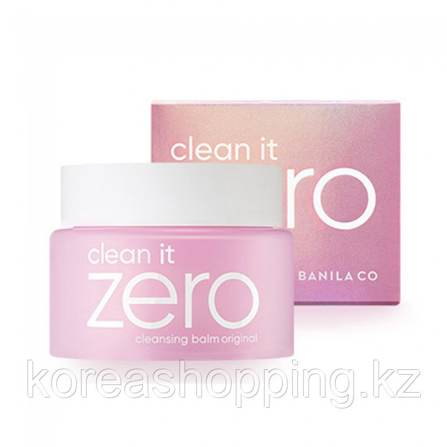 Очищающий щербет Banila Co Clean it Zero Cleansing Balm Original
