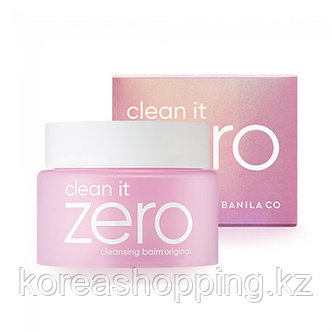 Очищающий щербет Banila Co Clean it Zero Cleansing Balm Original, фото 2