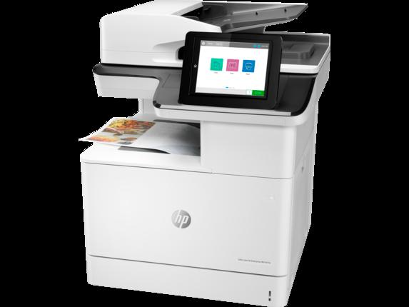 HP T3U55A МФУ лазерное цветное Color LaserJet Ent MFP M776dn (A4)