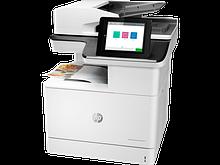 HP T3U55A МФУ лазерное цветное Color LaserJet Ent MFP M776dn (A3)