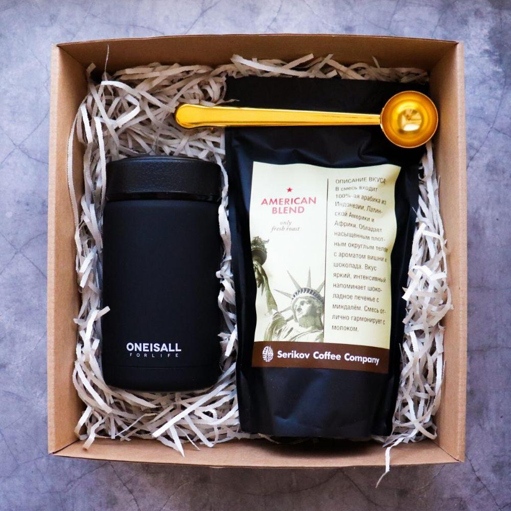 """Подарочный набор на 8 марта """"Coffee day"""""""