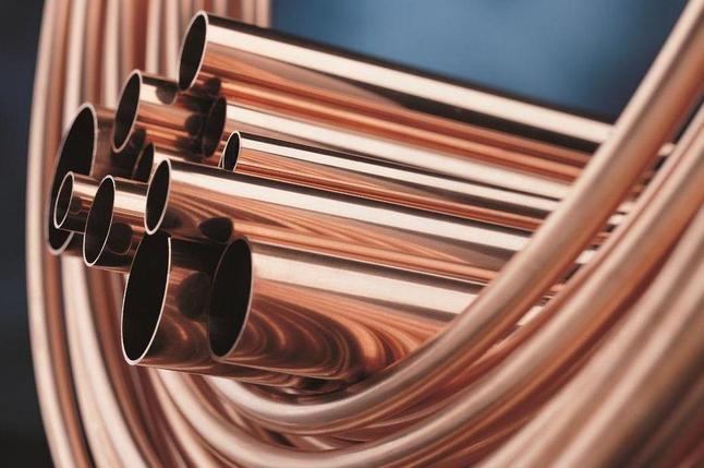 Труба медная  15,88 - 15 метров, фото 2
