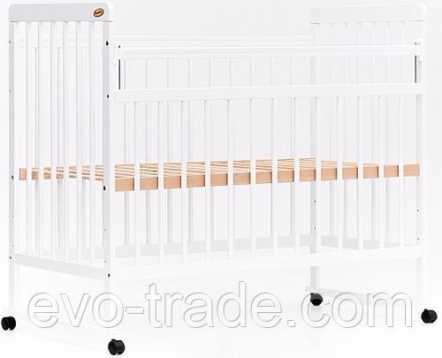 Кровать детская Bambini Евро стиль M 01.10.03 Белый