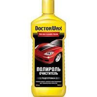 Полироль кузова DOCTOR WAX Очиститель 300мл