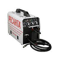 Инверторный полуавтоматический сварочный аппарат Ресанта САИПА 200С
