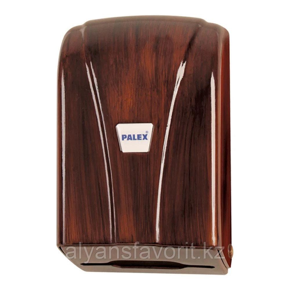 Диспенсер для листовой туалетной бумаги Z укладки (под дерево)