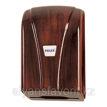 Диспенсер для листовой туалетной бумаги Z укладки (под дерево), фото 2