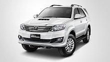 Toyota Fortuner 2012-......