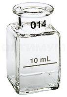 Квадратные дюймовые кюветы, подобранная пара, 10 мл, 2 шт/уп