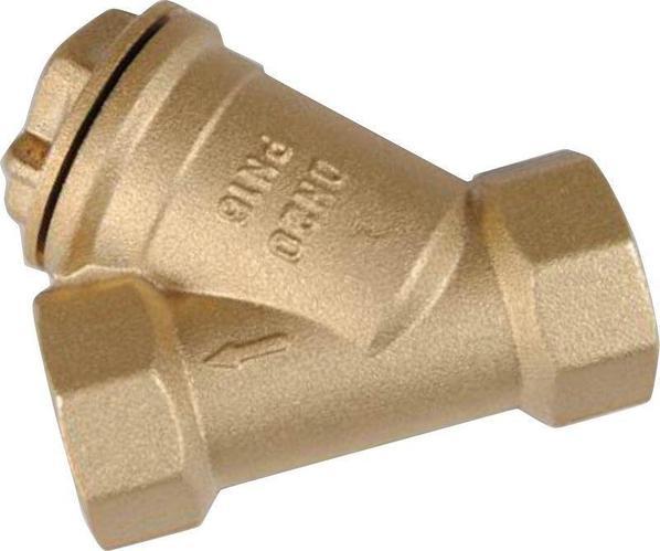 Фильтр сетчатый муфтовый Dn 25
