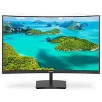 "Монитор Philips 271E1SCA/00 27"" / 68.58см 1920 x 1080 Full HD VA 16:9 250 кд/м2 4 мс 3000:1 75 Гц 271E1SCA/00"