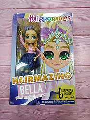 Большая фешн кукла Hairdorables Hairmazing Белла Bella