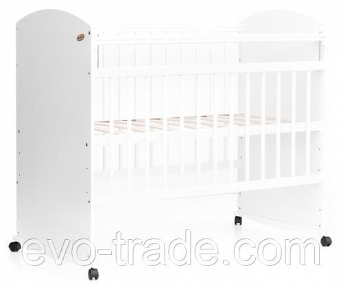 Кровать детская Bambini Элеганс М 01.10.06 Белый