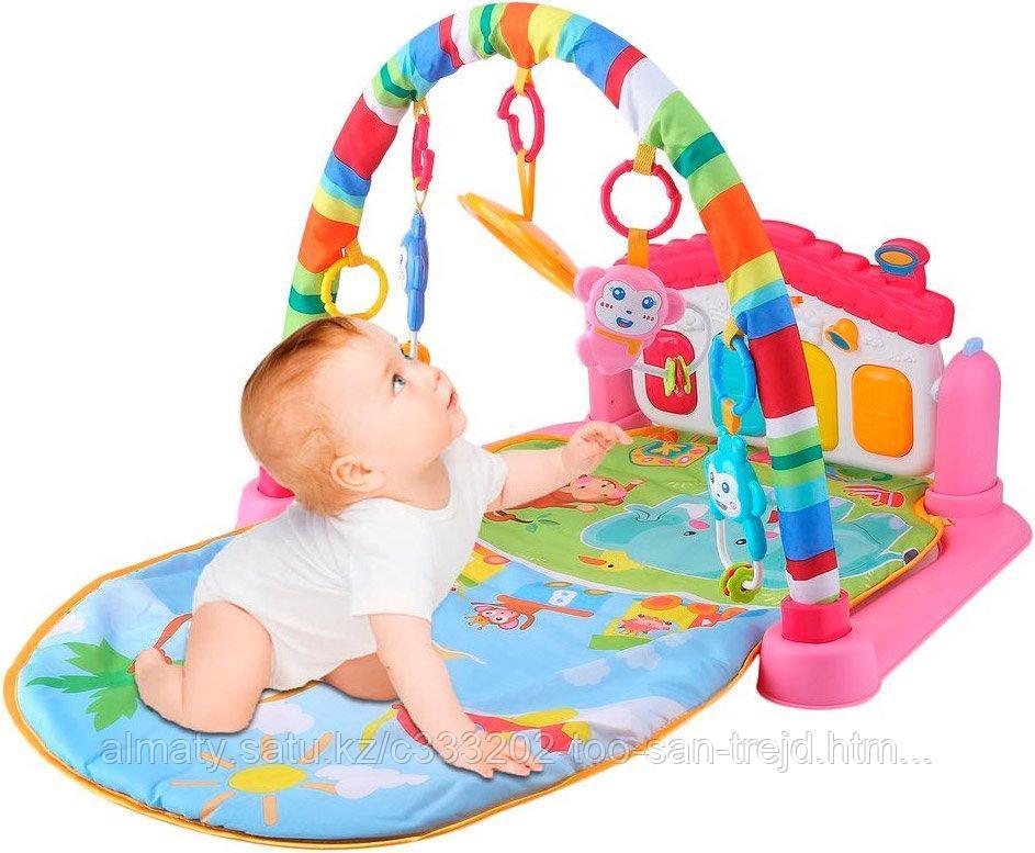 Развивающий коврик  BABY CARPET